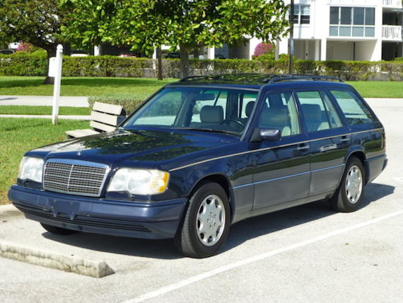 1994 mercedes benz e320 estate german cars for sale blog. Black Bedroom Furniture Sets. Home Design Ideas