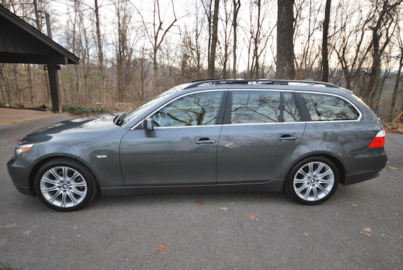 2006 bmw 530xi touring 6 speed german cars for sale blog. Black Bedroom Furniture Sets. Home Design Ideas