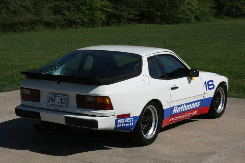 BILSTEIN ESCORT CUP at LINDSEY RACING - Your Porsche