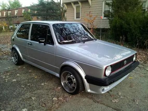 1984 Volkswagen Gti German Cars For Sale Blog