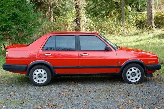 1989 volkswagen jetta gli 16v german cars for sale blog. Black Bedroom Furniture Sets. Home Design Ideas