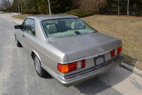 The personal s class mercedes benz 1991 560sec vs 1996 for 1996 mercedes benz s600 for sale