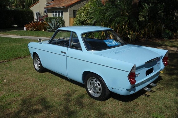 1962 BMW 700 Coupe - German Cars For Sale Blog