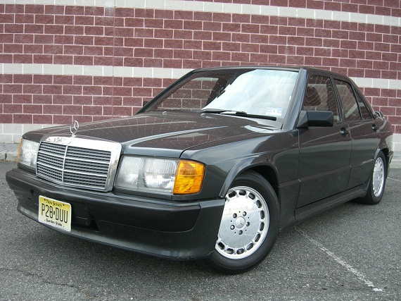 1986 mercedes benz 190e 2 3 16v cosworth german cars for for Mercedes benz 190e cosworth for sale