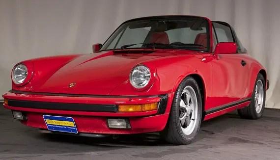 1986 porsche 911 carrera targa german cars for sale blog. Black Bedroom Furniture Sets. Home Design Ideas