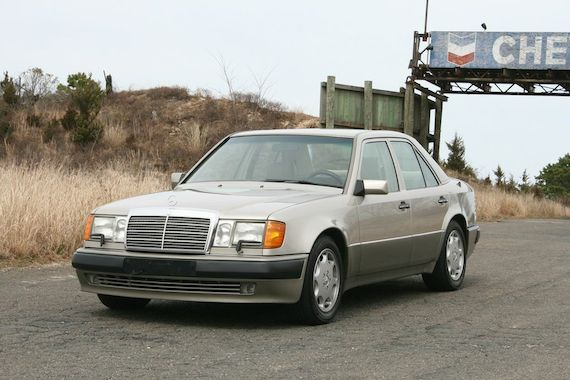 How Much Are Maseratis >> 1992 Mercedes-Benz 500E – German Cars For Sale Blog