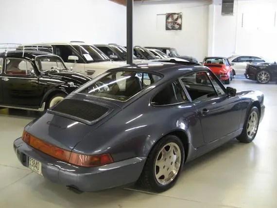 1990 porsche 911 carrera 4 german cars for sale blog. Black Bedroom Furniture Sets. Home Design Ideas
