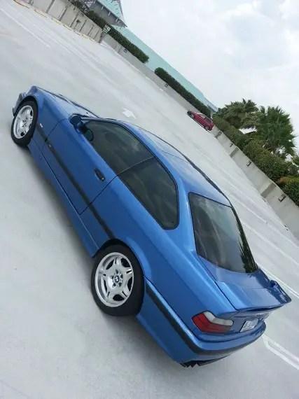 1997 Bmw E36 M3 For Sale : 45,000, Miles, German