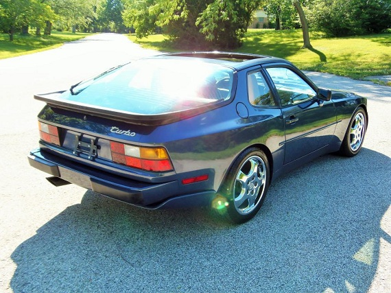 1987 porsche 944 turbo german cars for sale blog. Black Bedroom Furniture Sets. Home Design Ideas