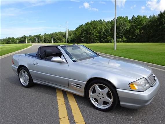 2002 mercedes benz sl500 german cars for sale blog for Mercedes benz 500 sl for sale