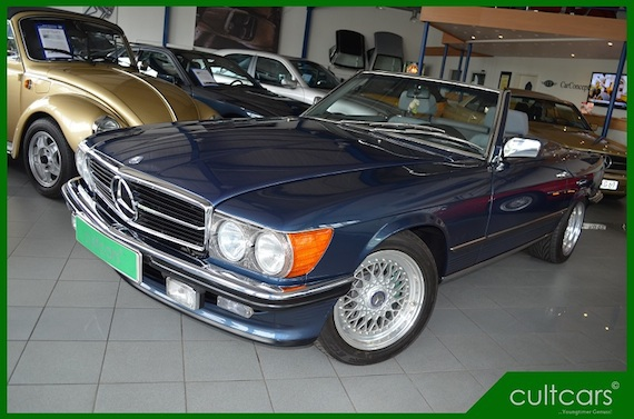 1984 mercedes benz sl36 amg german cars for sale blog. Black Bedroom Furniture Sets. Home Design Ideas