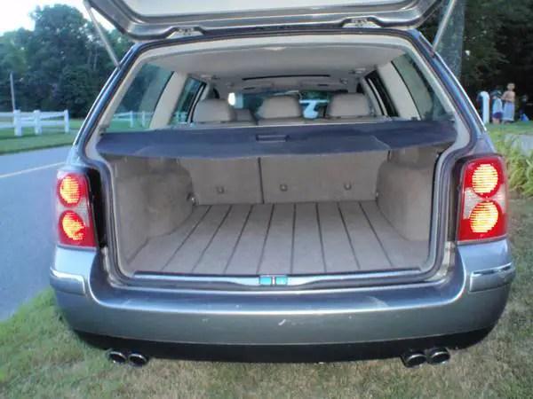 Duocorns: 1987 Volkswagen Quantum GL5 Syncro Variant and 2003 Volkswagen Passat W8 4Motion ...