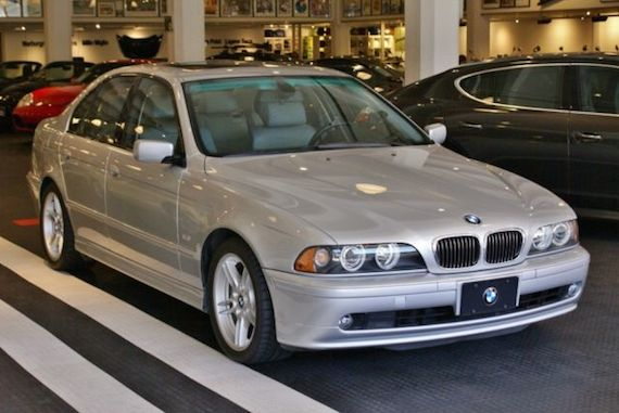 2002 bmw 540i 6 speed german cars for sale blog. Black Bedroom Furniture Sets. Home Design Ideas
