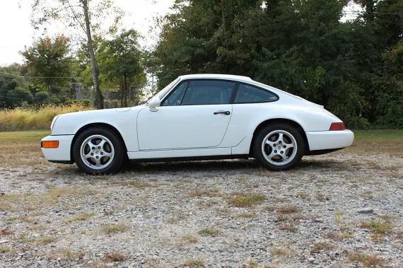 1992 porsche 911 carrera 2 coupe german cars for sale blog. Black Bedroom Furniture Sets. Home Design Ideas