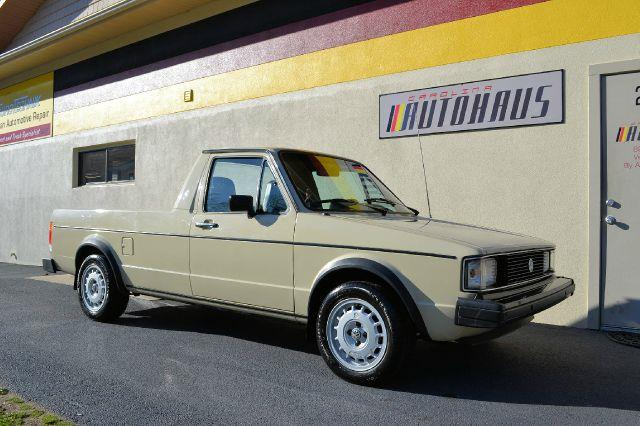 1982 volkswagen rabbit truck turbo diesel german cars for sale blog. Black Bedroom Furniture Sets. Home Design Ideas
