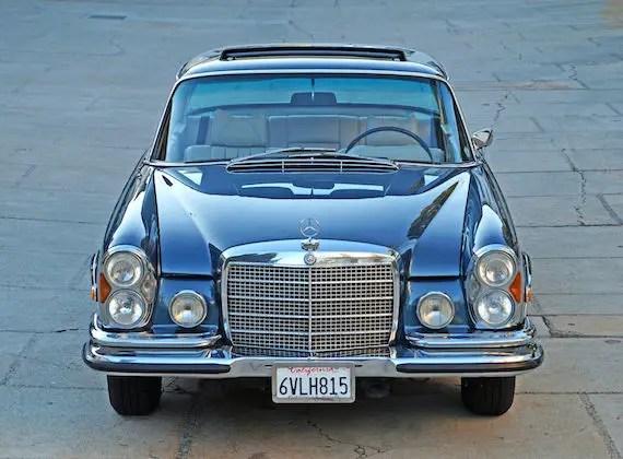 1971 mercedes benz 280se 3 5 coupe german cars for sale blog for Mercedes benz hunt valley