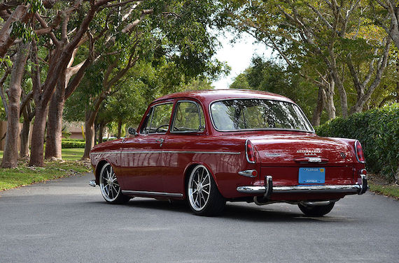 1964 Volkswagen Type 3 Notchback German Cars For Sale Blog