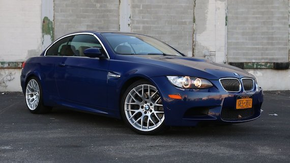 Sedan Vs Coupe >> Soft Top or Hard Top? 2005 BMW M3 Convertible vs. 2008 BMW ...