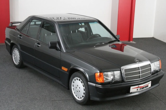 1985 mercedes benz 190e 2 3 16 german cars for sale blog for Mercedes benz 190e for sale