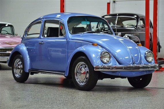 volkswagen beetle german cars  sale blog