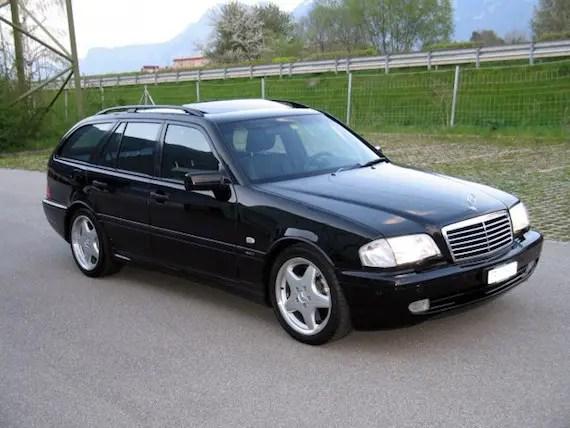 2000 mercedes benz c43 amg estate german cars for sale blog. Black Bedroom Furniture Sets. Home Design Ideas