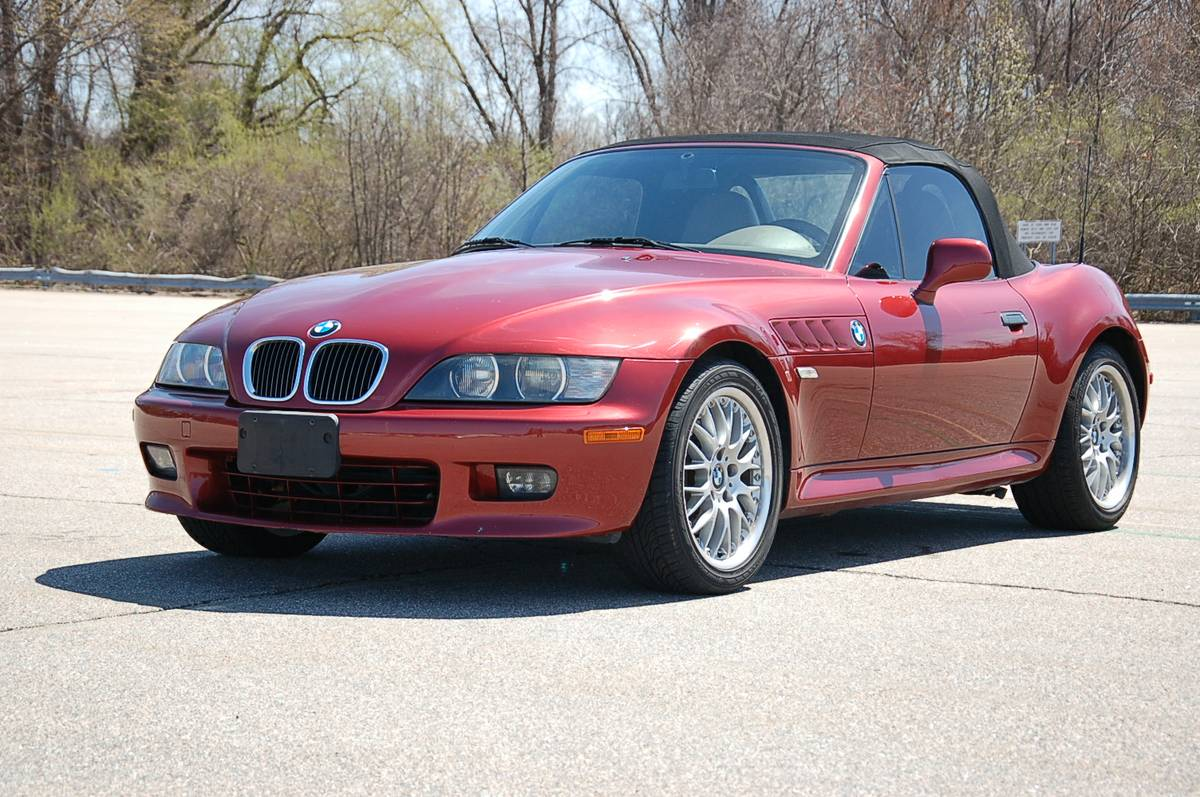 2001 BMW Z3 3 0 Roadster German Cars For Sale Blog