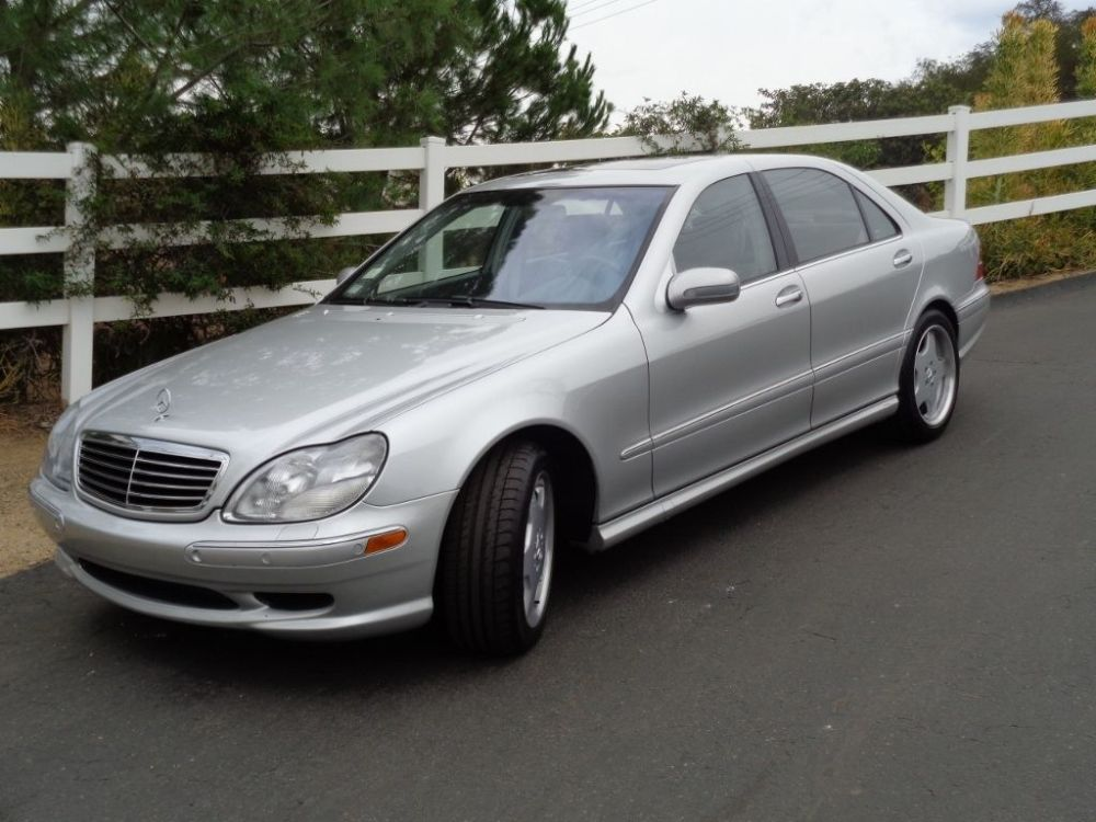 medium resolution of 2002 mercedes benz s500 with 5 100 miles revisit