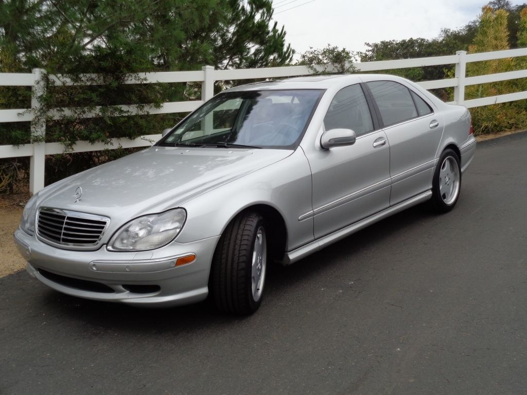 hight resolution of 2002 mercedes benz s500 with 5 100 miles revisit