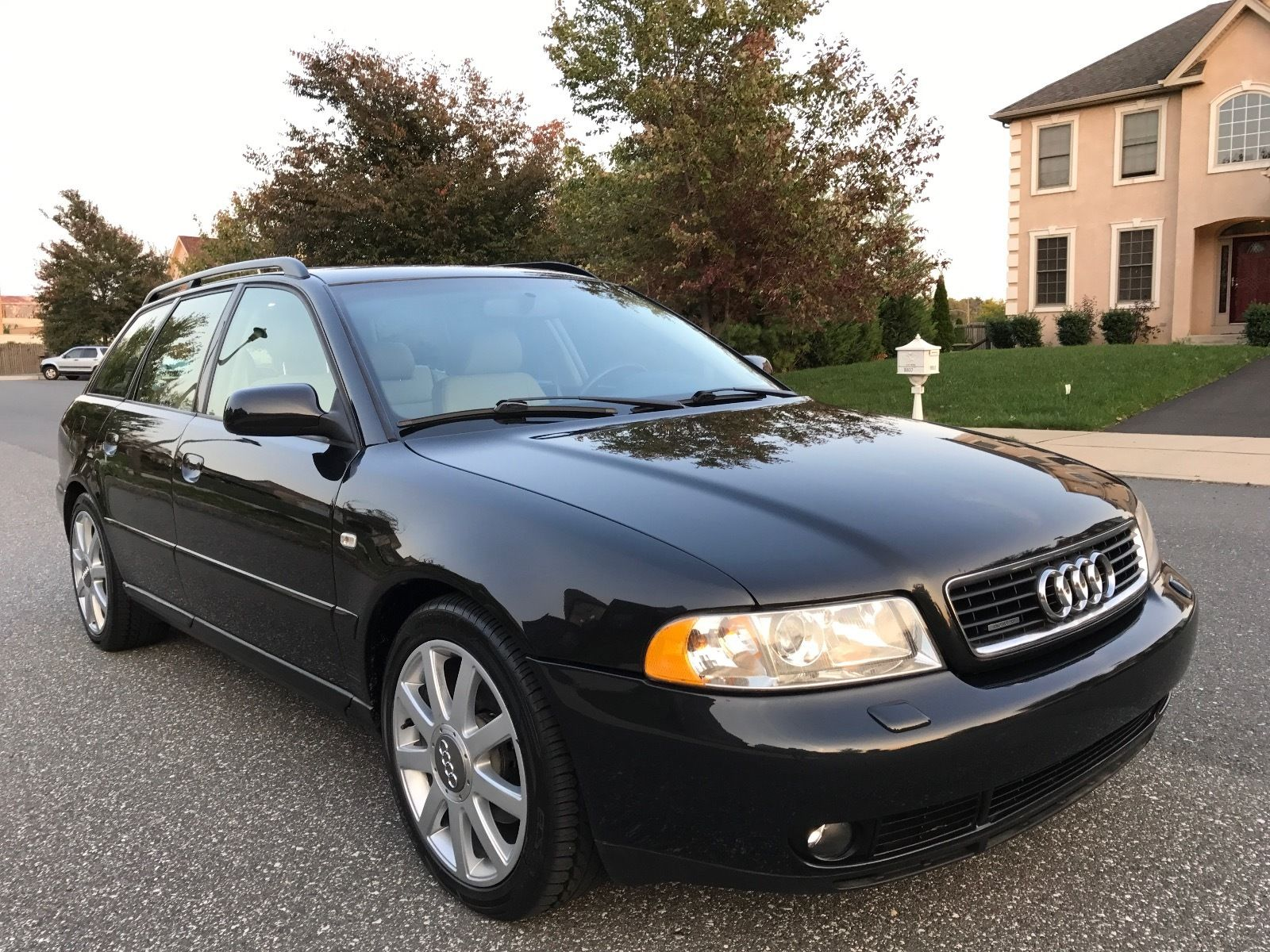 hight resolution of click for details 2001 audi a4 1 8t quattro avant on ebay