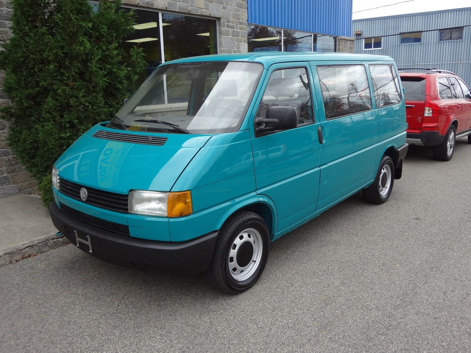 hight resolution of click for details 1991 volkswagen eurovan on ebay