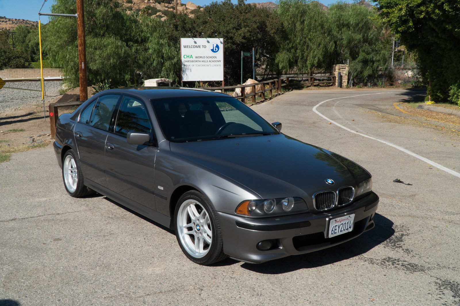 hight resolution of click for details 2003 bmw 540i m sport on ebay