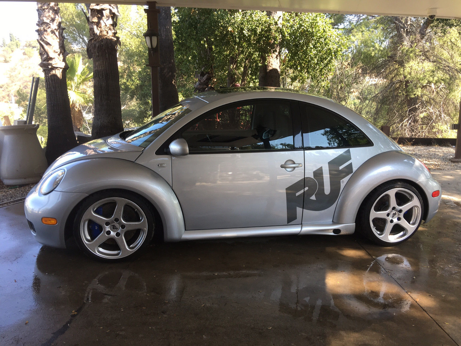 hight resolution of 2002 volkswagen new beetle turbo s ruf 14 900