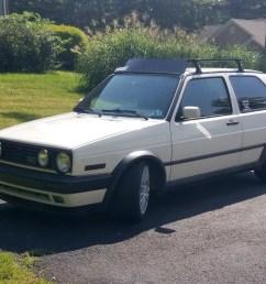 1991 volkswagen gti 16v [ 1600 x 1200 Pixel ]