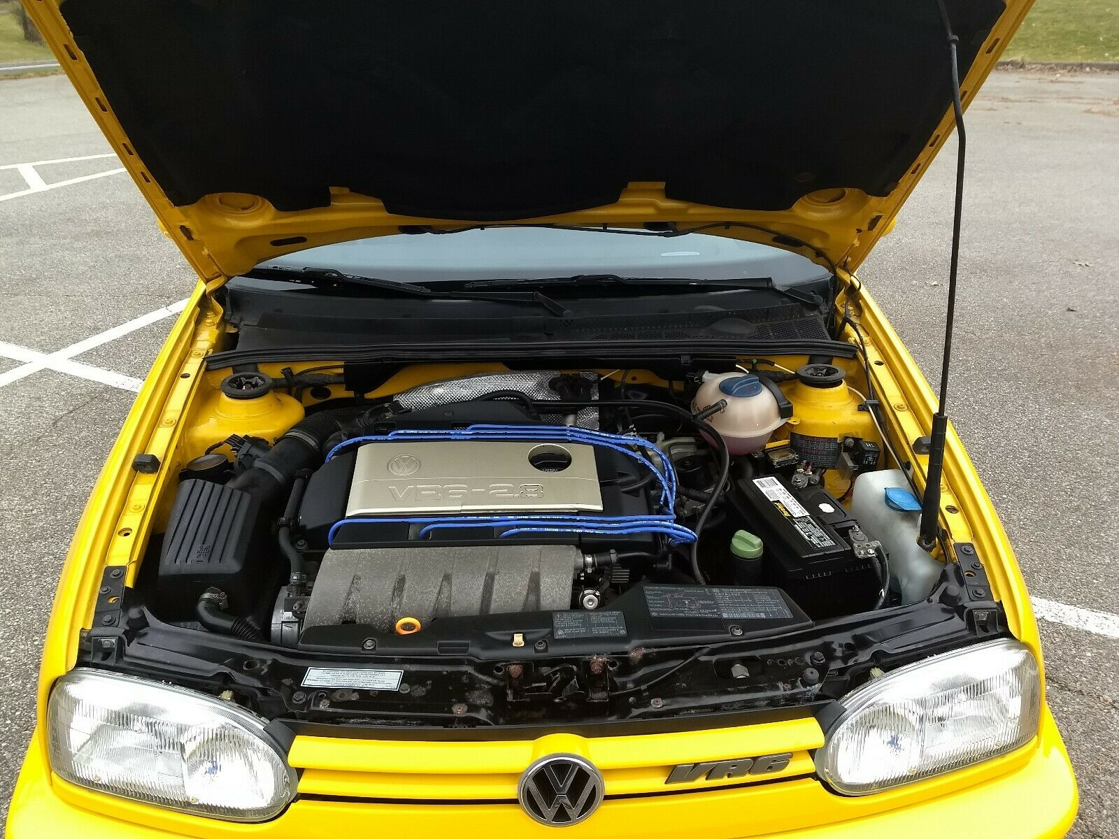 hight resolution of up for sale is my 1998 gti vr6 it was sold new by sendell volkswagen in greensburg pennsylvania and is finished in ginster yellow over black leather