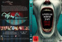 American Horror Story Freak Show Staffel 4 German Dvd