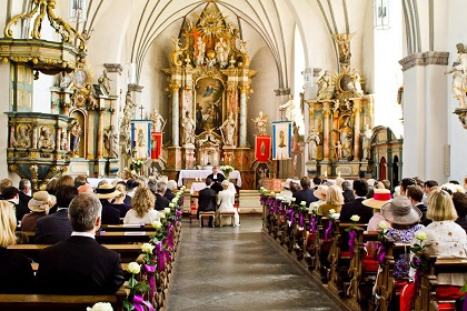 Real Germans and Weddings and Funerals  German Culture