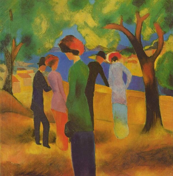 German Expressionism - Famous Expressionist Painters