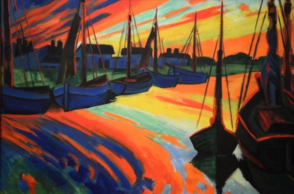 German Expressionism Art Paintings