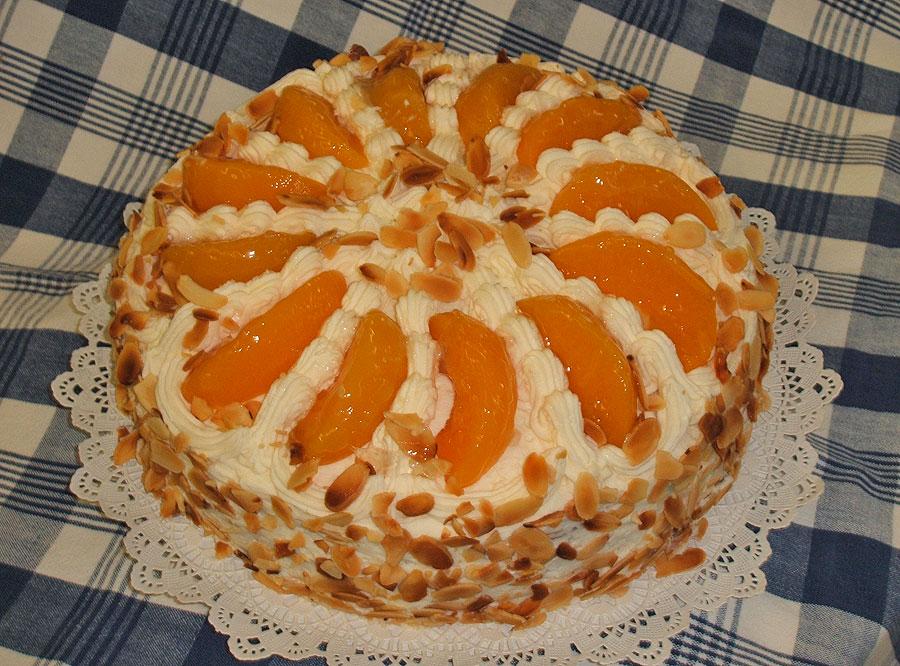 peach-torte