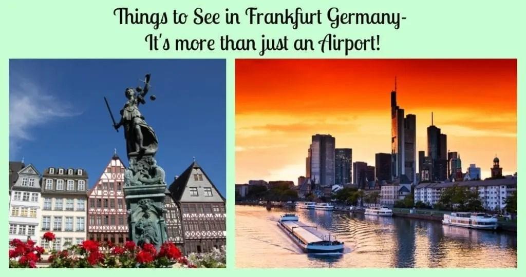 things to see in frankfurt germany