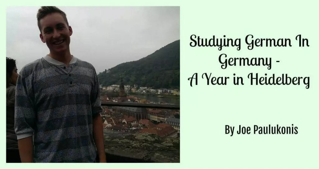 Studying German In Germany