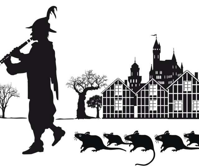 The Pied Piper Of Hamelin Story An 800 Year Mystery Wrapped In A Fairy Tale