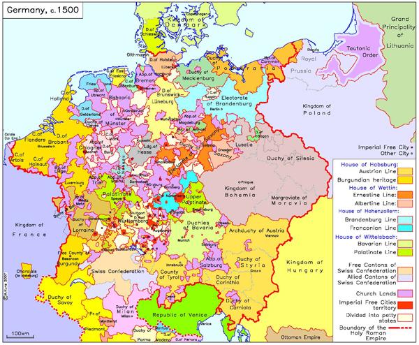 GHDI List of Maps