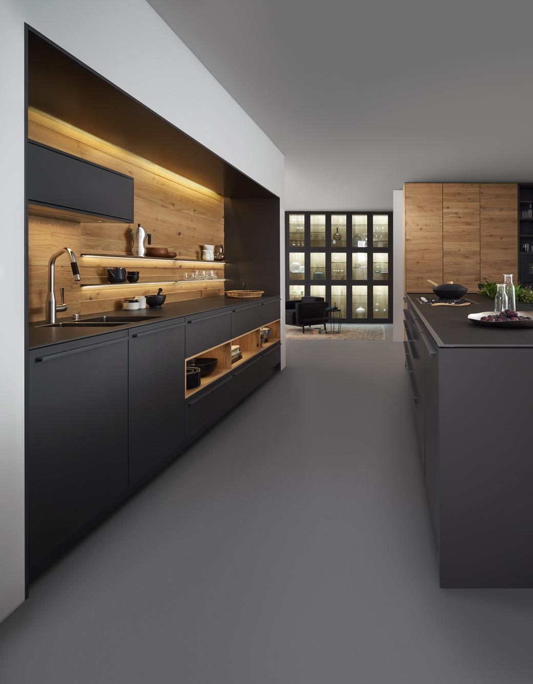 Black Kitchen Cabinets In Miami FL