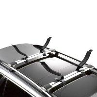 Kayak Canoe Carrier 4 Saddle Holder Roof Rack Arm ...