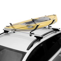 Kayak Carrier Canoe Watercraft Roof Rack Arm Mount Saddle ...