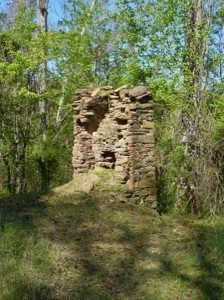 Germanna Foundation Siegen Forest Chimney Witness Trail