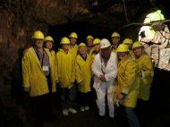 Mine tour, 2015