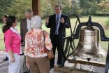 Fort Germanna Transfer Ceremony, October 2, 2013, Germanna Foundation Visitor Center, Locust Grove, Virginia