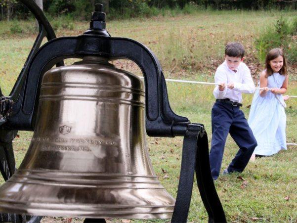 Germanna Memorial Bell
